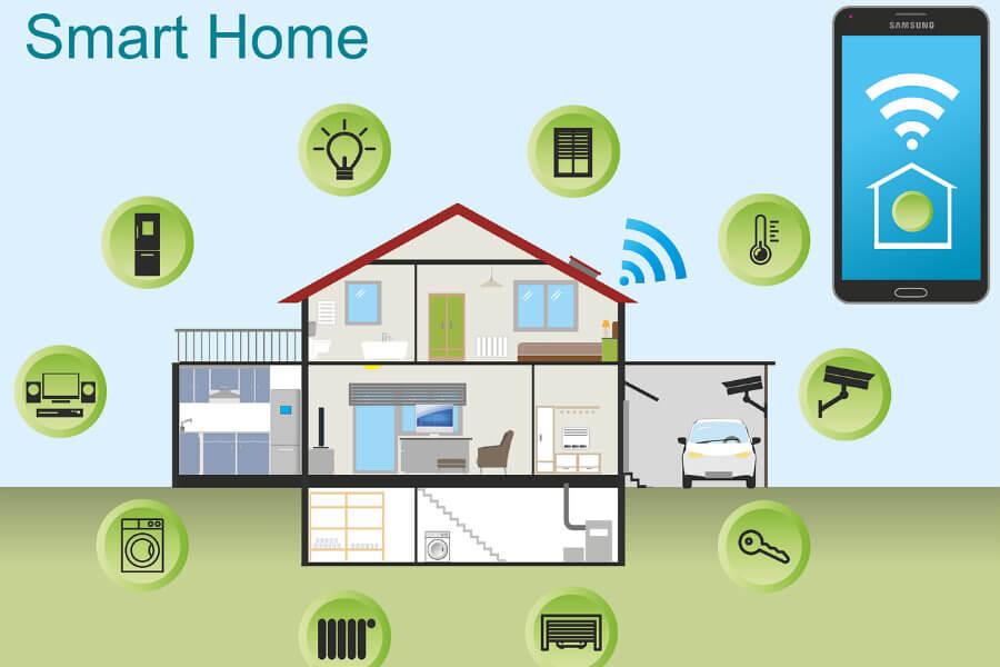 Home technology photo