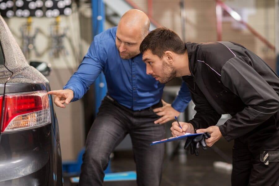 auto service repair maintenance