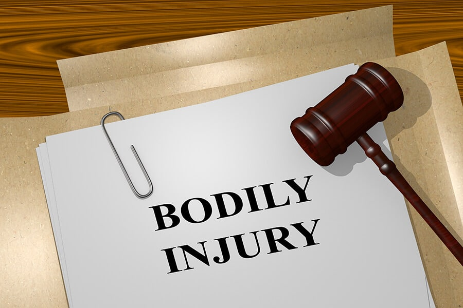 Bodily Injury Settlement Requirements