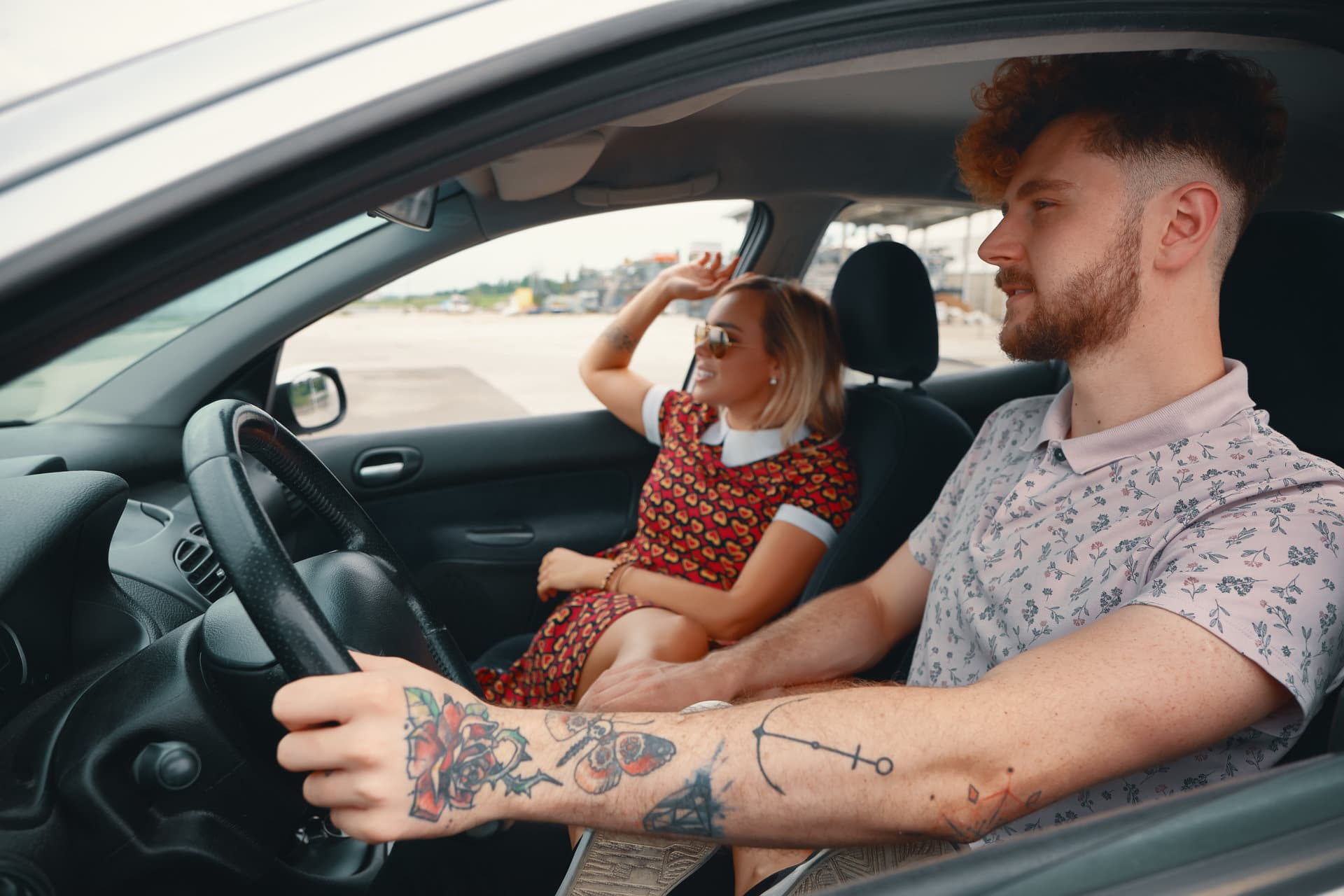 Driving Posture Matters